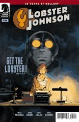 LOBSTER JOHNSON GET THE LOBSTER #2