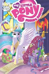 MY LITTLE PONY FRIENDS FOREVER #3