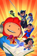 SCRIBBLENAUTS UNMASKED CRISIS OF IMAGINATION #3