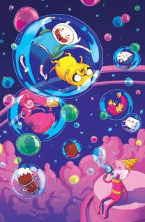 ADVENTURE TIME #27 COVER D