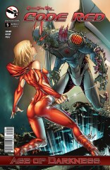 GRIMM FAIRY TALES CODE RED #5 COVER B