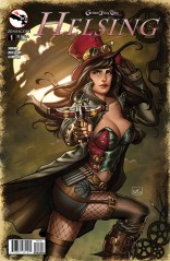 GRIMM FAIRY TALES HELSING #1 COVER D