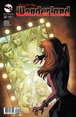 GRIMM FAIRY TALES WONDERLAND #22 COVER A