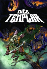 MICE TEMPLAR LEGEND #9 COVER B