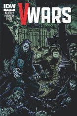 V-WARS #1 SUB COVER