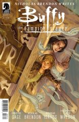 BUFFY THE VAMPIRE SLAYER SEASON 10 #3 MORRIS COVER