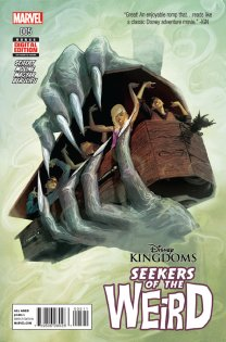 DISNEY KINGDOMS SEEKERS OF THE WEIRD #5