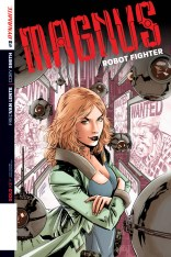MAGNUS ROBOT FIGHTER #3 HARDMAN COVER