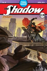SHADOW #25 ROSS COVER