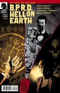 B.P.R.D. HELL ON EARTH #120