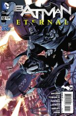 BATMAN ETERNAL #12