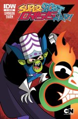 CARTOON NETWORK SUPER SECRET CRISIS WAR #1 SUB COVER