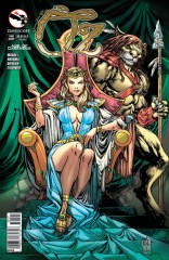 GRIMM FAIRY TALES OZ AGE OF DARKNESS ONE-SHOT COVER B