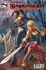 GRIMM FAIRY TALES WONDERLAND #24 COVER B