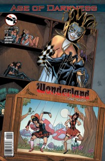GRIMM FAIRY TALES WONDERLAND AGE OF DARKNESS ONE-SHOT COVER A