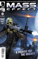 MASS EFFECT FOUNDATION #12
