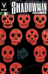 SHADOWMAN END TIMES #3 VARIANT