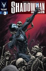 SHADOWMAN END TIMES #3