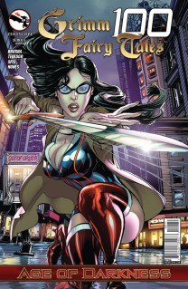 GRIMM FAIRY TALES #100 COVER A