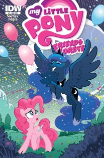 MY LITTLE PONY FRIENDS FOREVER #7 SUB COVER