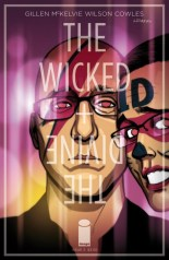 THE WICKED + THE DEVINE #2 COVER B
