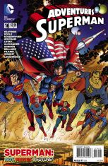ADVENTURES OF SUPERMAN #16
