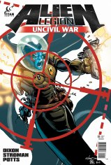 ALIEN LEGION UNCIVIL WAR #3