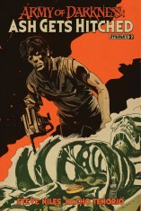 ARMY OF DARKNESS ASH GETS HITCHED #2 FRANCAVILLA COVER