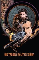 BIG TROUBLE IN LITTLE CHINA #3 COVER C