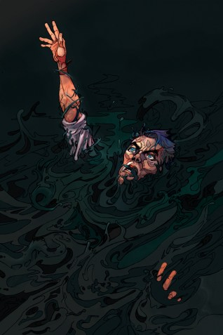 DOCTOR SPEKTOR MASTER OF THE OCCULT #3 WARD COVER