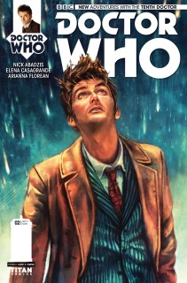 DOCTOR WHO THE TENTH DOCTOR #2