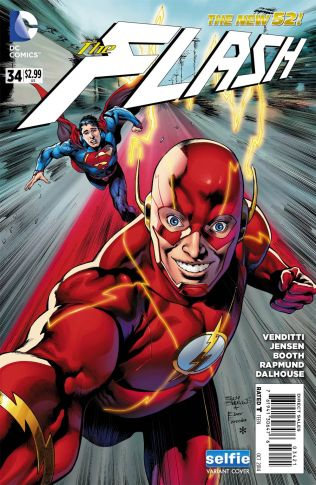 FLASH #34 VARIANT