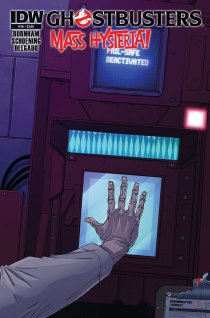 GHOSTBUSTERS #19