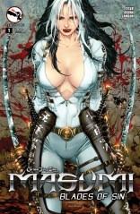 GRIMM FAIRY TALES MASUMI BLADES OF SIN #1 COVER A