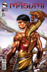 GRIMM FAIRY TALES MASUMI BLADES OF SIN #2 COVER B