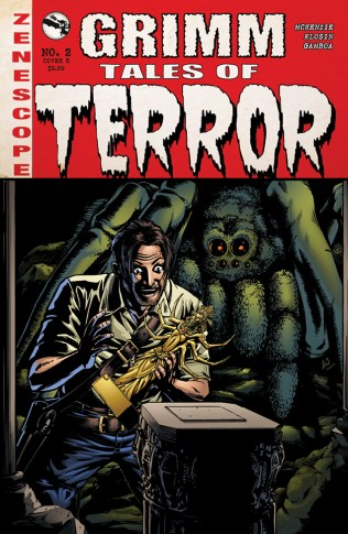GRIMM TALES OF TERROR #2 COVER B