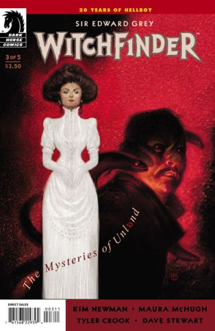 WITCHFINDER THE MYSTERIES OF UNLAND #3