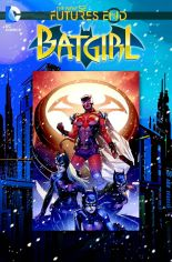 BATGIRL FUTURES END #1 STANDARD COVER