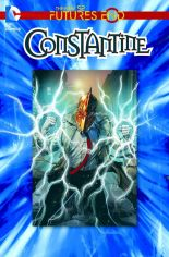 CONSTANTINE FUTURES END #1 STANDARD COVER