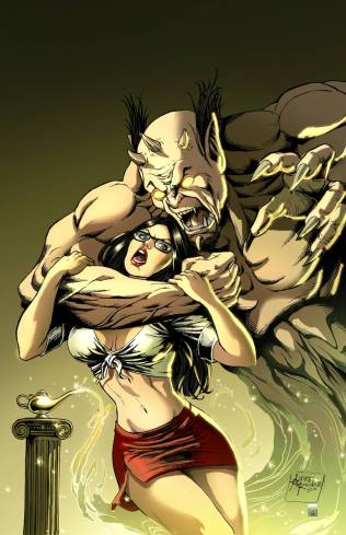 GRIMM FAIRY TALES #102 COVER B