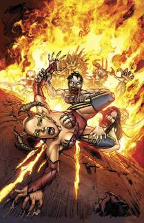 GRIMM FAIRY TALES INFERNO RINGS OF HELL #2 COVER A