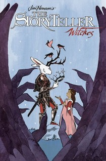JIM HENSON'S THE STORYTELLER WITCHES #1