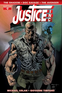 JUSTICE INC. #2 SYAF COVER
