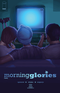 MORNING GLORIES #40