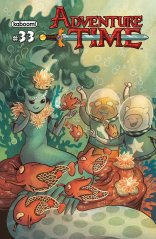ADVENTURE TIME #33 COVER B