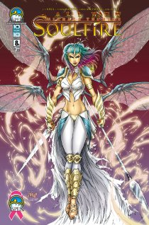 ALL NEW SOULFIRE #8 COVER A