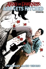 ARMY OF DARKNESS ASH GETS HITCHED #3 LEE COVER