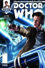 DOCTOR WHO THE 11TH DOCTOR #4 VARIANT
