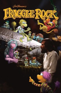 FRAGGLE ROCK JOURNEY EVERSPRING #1 COVER B