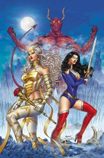 GRIMM FAIRY TALES VS. WONDERLAND #4 COVER A
